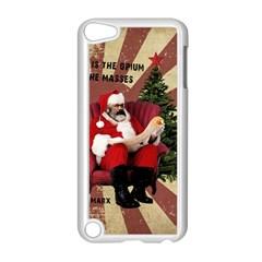 Karl Marx Santa  Apple Ipod Touch 5 Case (white)