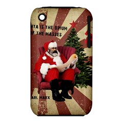 Karl Marx Santa  Iphone 3s/3gs