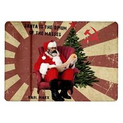 Karl Marx Santa  Samsung Galaxy Tab 10 1  P7500 Flip Case