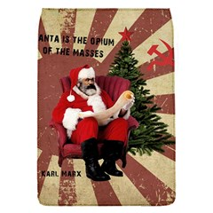 Karl Marx Santa  Flap Covers (s)