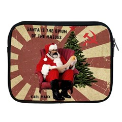 Karl Marx Santa  Apple Ipad 2/3/4 Zipper Cases