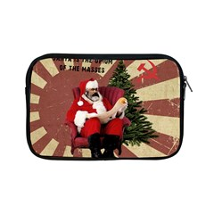 Karl Marx Santa  Apple Ipad Mini Zipper Cases