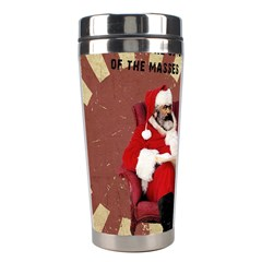 Karl Marx Santa  Stainless Steel Travel Tumblers