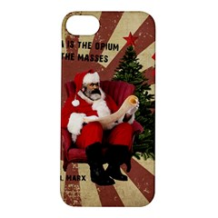 Karl Marx Santa  Apple Iphone 5s/ Se Hardshell Case