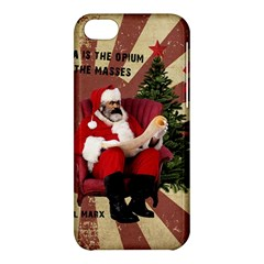 Karl Marx Santa  Apple Iphone 5c Hardshell Case