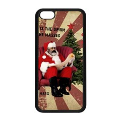 Karl Marx Santa  Apple Iphone 5c Seamless Case (black)