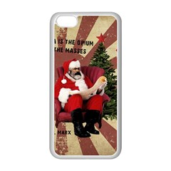 Karl Marx Santa  Apple Iphone 5c Seamless Case (white)
