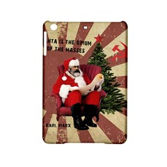 Karl Marx Santa  Ipad Mini 2 Hardshell Cases