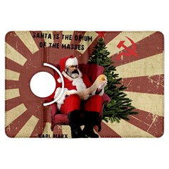 Karl Marx Santa  Kindle Fire Hdx Flip 360 Case