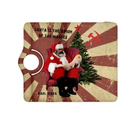 Karl Marx Santa  Kindle Fire Hdx 8 9  Flip 360 Case