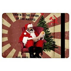 Karl Marx Santa  Ipad Air Flip
