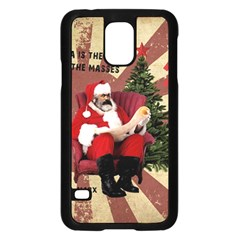 Karl Marx Santa  Samsung Galaxy S5 Case (black)