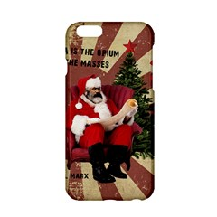 Karl Marx Santa  Apple Iphone 6/6s Hardshell Case