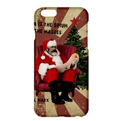 Karl Marx Santa  Apple Iphone 6 Plus/6s Plus Hardshell Case