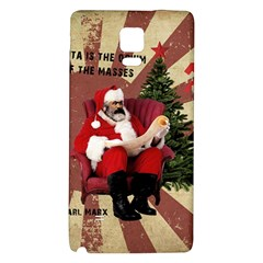 Karl Marx Santa  Galaxy Note 4 Back Case