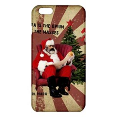 Karl Marx Santa  Iphone 6 Plus/6s Plus Tpu Case