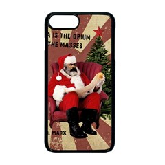 Karl Marx Santa  Apple Iphone 7 Plus Seamless Case (black)