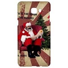 Karl Marx Santa  Samsung C9 Pro Hardshell Case