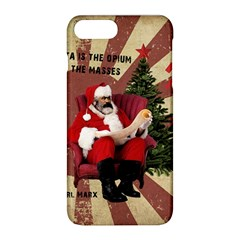 Karl Marx Santa  Apple Iphone 8 Plus Hardshell Case