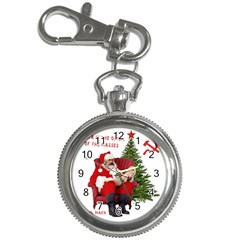Karl Marx Santa  Key Chain Watches