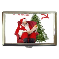 Karl Marx Santa  Cigarette Money Cases