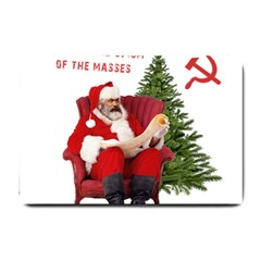 Karl Marx Santa  Small Doormat