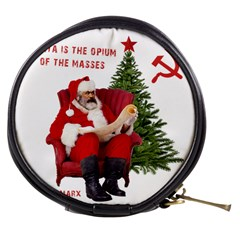 Karl Marx Santa  Mini Makeup Bags