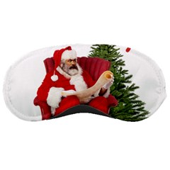 Karl Marx Santa  Sleeping Masks