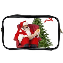 Karl Marx Santa  Toiletries Bags 2 Side