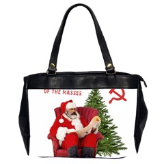 Karl Marx Santa  Office Handbags (2 Sides)
