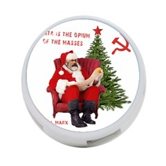Karl Marx Santa  4 Port Usb Hub (two Sides)