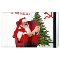 Karl Marx Santa  Apple Ipad 2 Flip Case