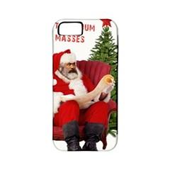 Karl Marx Santa  Apple Iphone 5 Classic Hardshell Case (pc+silicone)