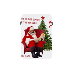 Karl Marx Santa  Apple Ipad Mini Protective Soft Cases