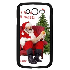 Karl Marx Santa  Samsung Galaxy Grand Duos I9082 Case (black)