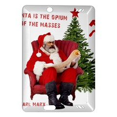 Karl Marx Santa  Amazon Kindle Fire Hd (2013) Hardshell Case