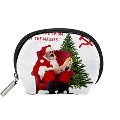 Karl Marx Santa  Accessory Pouches (small)