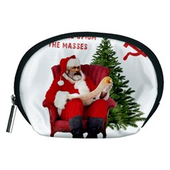 Karl Marx Santa  Accessory Pouches (medium)