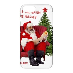 Karl Marx Santa  Apple Iphone 7 Plus Hardshell Case