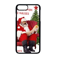 Karl Marx Santa  Apple Iphone 8 Plus Seamless Case (black)