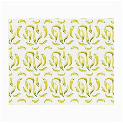 Chilli Pepers Pattern Motif Small Glasses Cloth (2 Side)