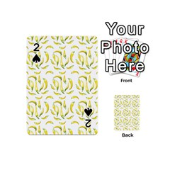 Chilli Pepers Pattern Motif Playing Cards 54 (mini)