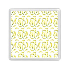 Chilli Pepers Pattern Motif Memory Card Reader (square)