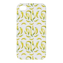 Chilli Pepers Pattern Motif Apple Iphone 4/4s Hardshell Case