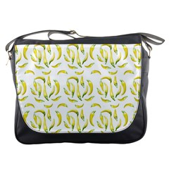 Chilli Pepers Pattern Motif Messenger Bags
