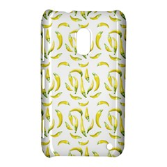 Chilli Pepers Pattern Motif Nokia Lumia 620
