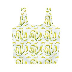 Chilli Pepers Pattern Motif Full Print Recycle Bags (m)