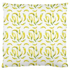 Chilli Pepers Pattern Motif Large Flano Cushion Case (two Sides)