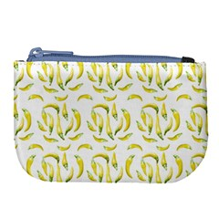 Chilli Pepers Pattern Motif Large Coin Purse