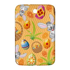 Easter Bunny And Egg Basket Samsung Galaxy Note 8 0 N5100 Hardshell Case